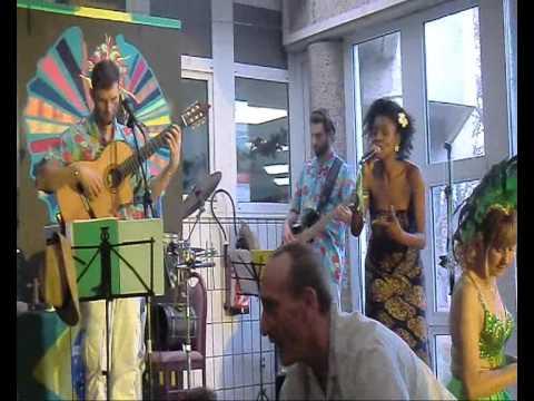 Kristele Chante le Brésil