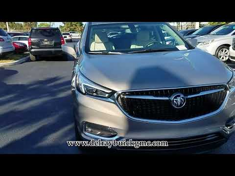 NEW 2018 BUICK ENCLAVE ESSENCE at Delray Buick GMC NEW #153563B