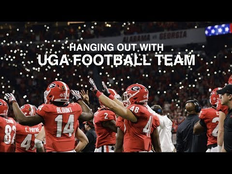 WHAT IT'S LIKE PLAYING FOOTBALL AT UNIVERSITY OF GEORGIA!! (UGA) - EPISODE 109