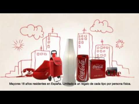 Anuncio spot coca cola para todos montones de regalos - Regalos coca cola ...