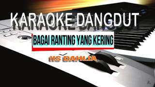 Download BAGAI RANTING YANG KERING  KARAOKE DANGDUT ORGEN TUNGGAL