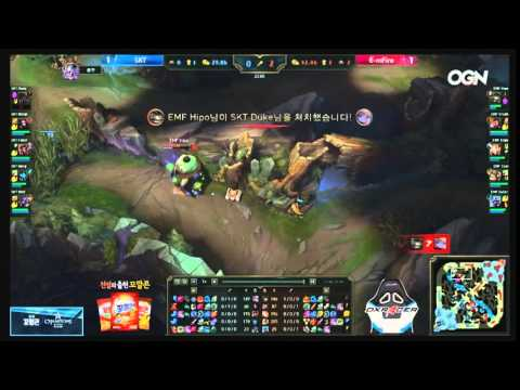 Meanwhile in the LCK