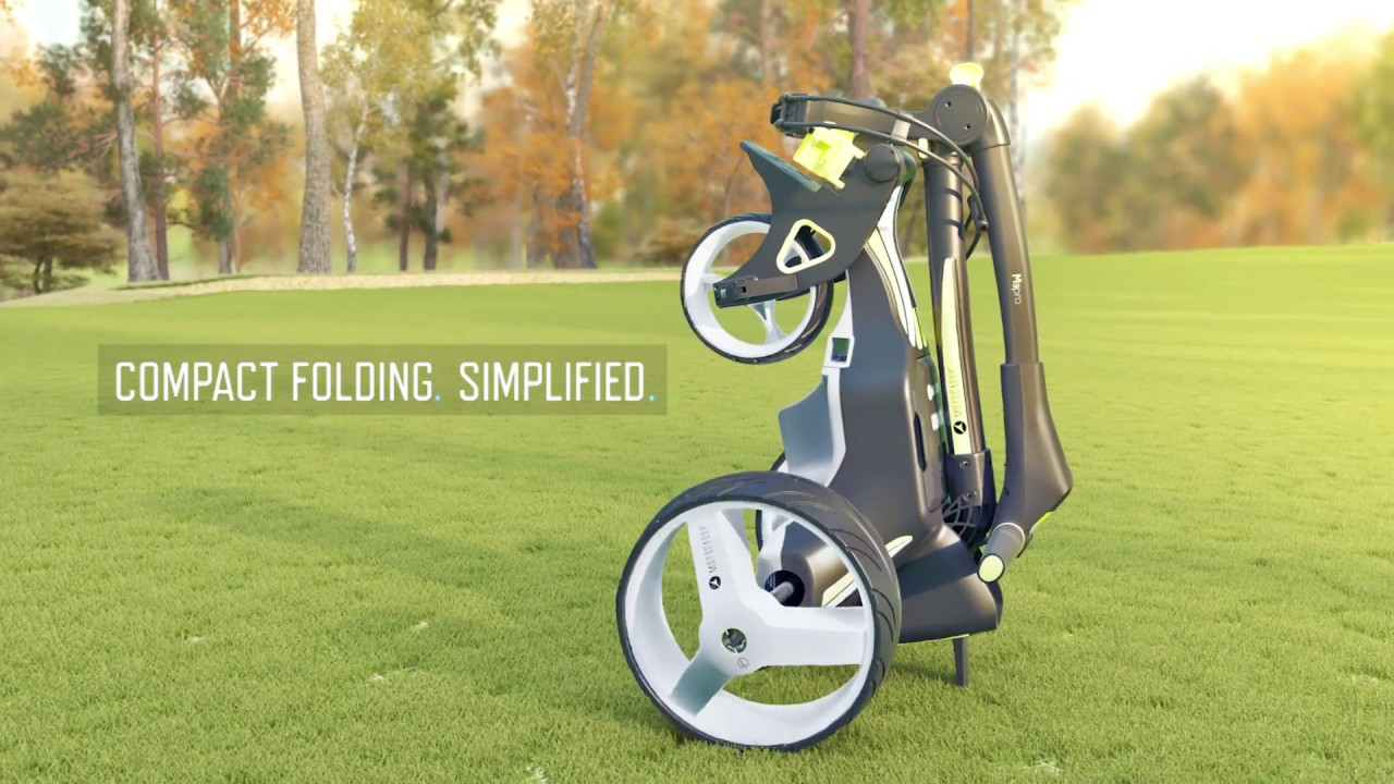 Motocaddy M3 Pro 2018 Electric Trolley