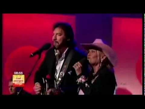 """Arne Benoni and Lynn Anderson - """"Even If It Takes Forever"""""""