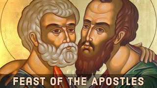 The Feast of the Apostles