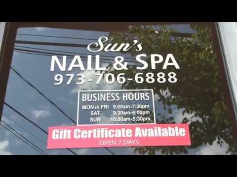 New Sun's Nails & Spa - Pequannock, N.J. - Full Service Nail Salon