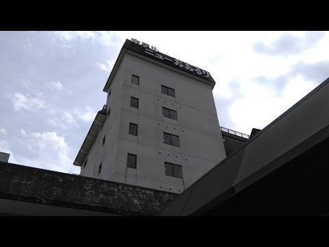 【激安ホテルの訳あり部屋。】鬼怒川温泉ホテルニューおおるりツーリング。