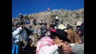 costumbres de vilcas huaman
