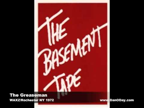BRILLIANT EARLY RADIO BIT BY THE GREASEMAN - WAXC ROCHESTER 1972