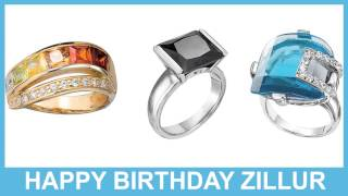 Zillur   Jewelry & Joyas - Happy Birthday