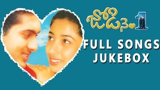 Jodi No 1 Telugu Movie Songs Jukebox || Uday Kiran, Venya