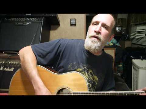 "Cover of Soundgarden's ""Black Hole Sun"" for Open Mic 40 on steemit.com"