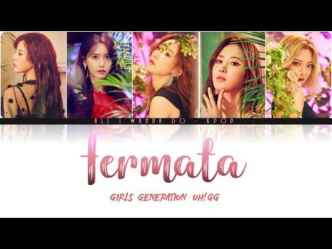 Girls' Generation - Oh!GG (소녀시대) - Fermata (쉼표)【Color Coded Lyrics_Han/Rom/Eng】