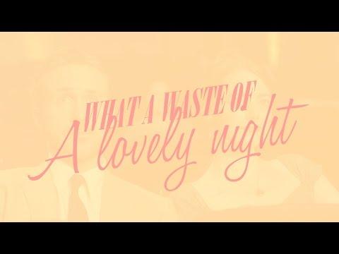 Emma Stone, Ryan Gosling - 'A Lovely Night' (LYRICS) [From La La Land]