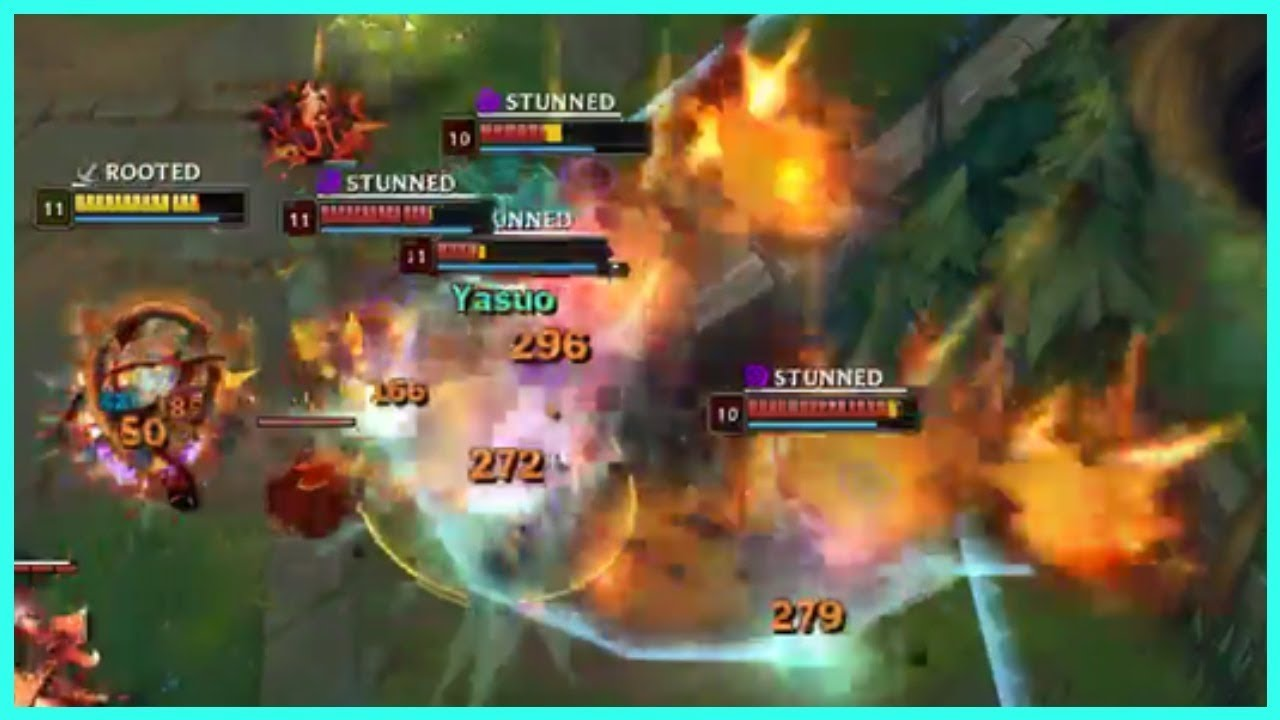 Streamers Play Qiyana And She S Not Broken Best Of Lol Streams 589