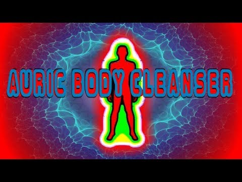 Auric Body Cleanser - Advanced Future Channelled Binaural Beat plus Isochronics