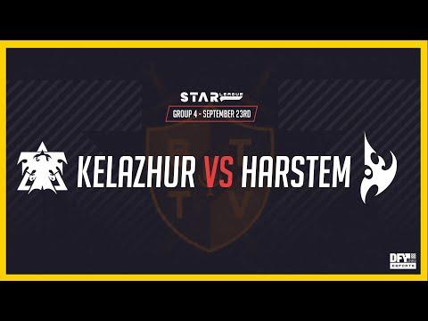 VOD: Harstem vs Kelazhur -  DFY Star League Season 1 - Map 3