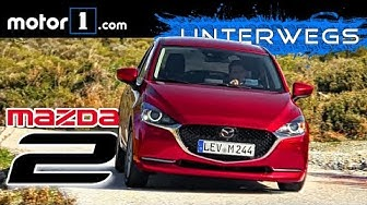 Überraschend aufregend: Mazda 2 | UNTERWEGS mit Daniel Hohmeyer