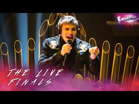 The Lives 2: Sam Perry sings Like A Prayer | The Voice Australia 2018