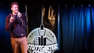 Fabian Hintzen Stuttgarter Comedy Clash Februar 2017