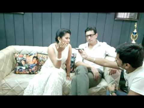 Priyanshu Chatterjee & Rajashree Rajbanshi with Rj Animesh on 91.9 Friends Fm kolkata