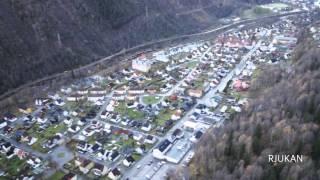 Repeat youtube video Rjukan fra lufta