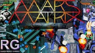 Mars Matrix - Sega Dreamcast - Arcade unlockable Capcom perfect playthrough [HD 1080p 60fps]