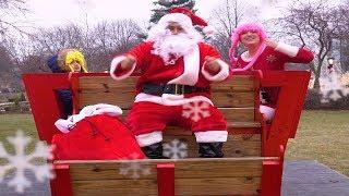 Ya llego Papá Noel en esta Navidad | Las 2 Muñecas Music S3:E207
