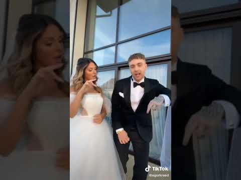 ЕгорКрид and Нюша ~ Свадьба