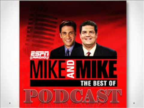 Best of Mike and Mike Podcast May 15,2015