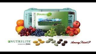 NUTRILITE DOUBLE X от Amway.  Супер помощник здорового питания.