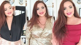 Plus Size Christmas Party Look Book