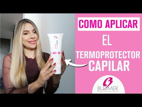 COMO USAR CORRECTAMENTE EL TERMOPROTECTOR CAPILAR