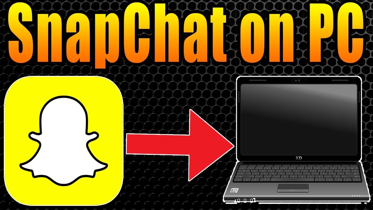 HOW TO GET SNAPCHAT ON PC!!!!**2018**