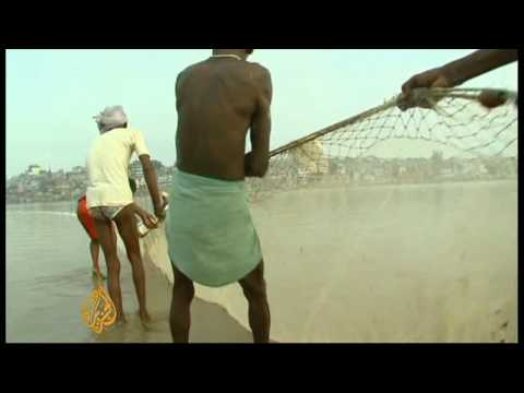 River Ganges future under threat - 23 Sept 09