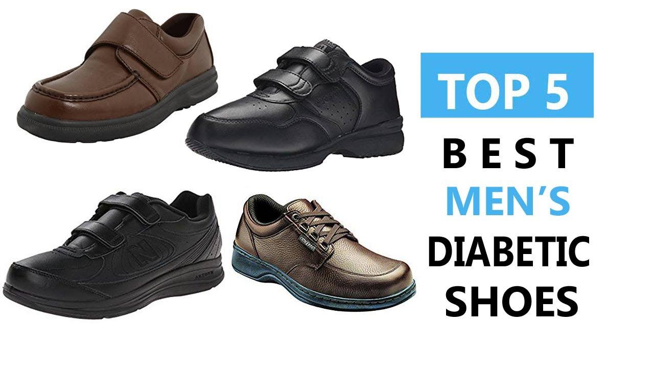 Top 5 Best Men S Diabetic Shoes Review 2019 Youtube