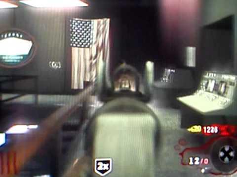 "Call Of Duty Black Ops Zombie Modus ""Five"" Gameplay (Deutsch)"