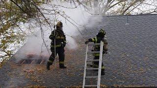 1st Alarm House Fire; Lehigh Twp., PA | 11.16.14