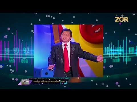 Siz bilan FM 102.7 2-son Obid Osomov (04.01.2018)