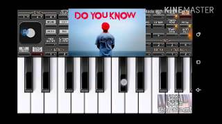 Do you know song(Diljeet) in piano easy tutorial