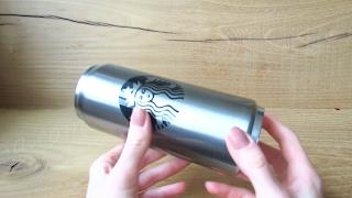Термокружка Starbucks 500 мл (Видео обзор) podarki-odessa.com