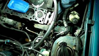 Ford Escort Water Pump & Timing Belt Replacement