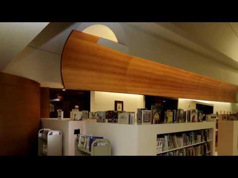 Children's Library   Beverly Hills, California