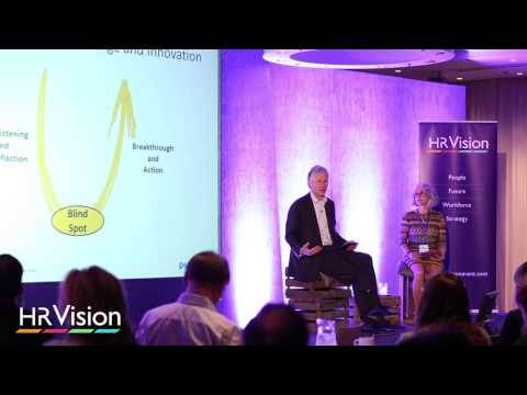 Philips CEO, Frans Van Houten discusses cultural transformation at HR Vision