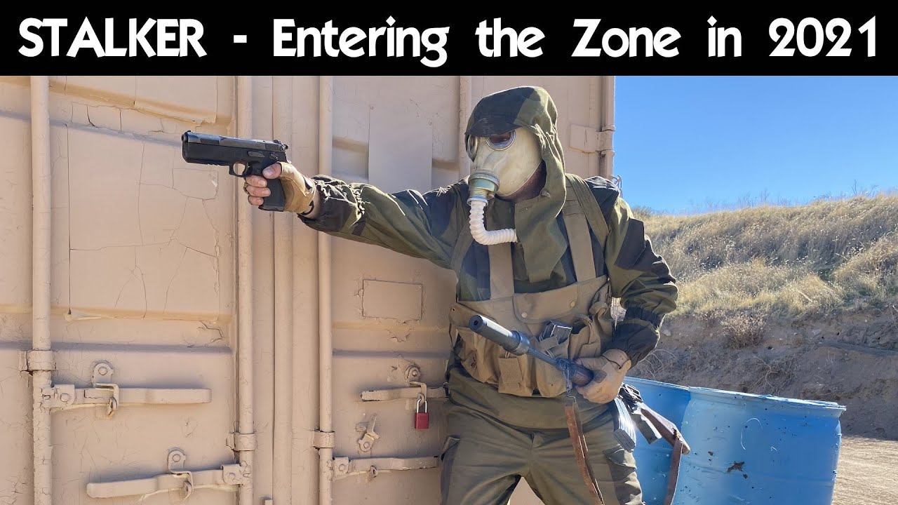 STALKER - Entering the Zone in 2021