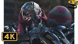 Битва в Заковии (Часть 1) | Мстители: Эра Альтрона | 4K ULTRA HD