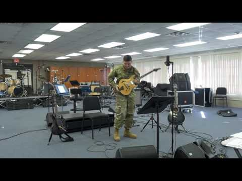 Army Musician Proficiency Assessment (Guitar)