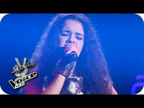 Shontelle  Impossible Shanice  Finale  The Voice Kids 2016  SAT1