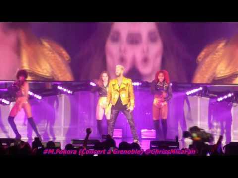 """#M.Pokora """"Concert à Grenoble"""" le 21/05/2017"""