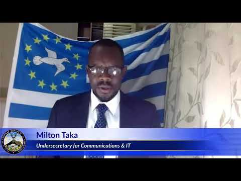 Government Updates - Milton Taka 13/01/2018